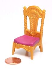 Playmobil Princess Castle Fancy Purple Gold Dining Room Chair 5142 5145