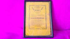 1832, TEATRO, CARTEL, AMALIA BRAMBILLA VERGER, MUSICA, TELA, OP, 38X28, MUY RARO
