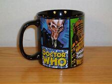 BBC DOCTOR WHO 20oz MUG TARDIS ZYGONS VILLIANS Ceramic Coffee Cup Call Box