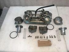 1979 Honda CX500 CX 500 C Custom Keihin carbs carburettors. Rebuild project!