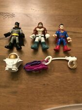 Imaginext Blind Bag Series 4 astronaut Space Gorilla & Batman Superman