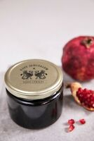 Pomegranate syrup natural gourmet from jerusalem