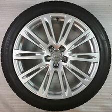 Original Audi 20 Zoll Winter Kompletträder Felgen - A8 D4 4H - DOT: ´15 -(WK123)