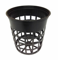 "100 ) 3"" INCH NET CUPS POTS HYDROPONIC SYSTEM CLONING / GROW KIT"