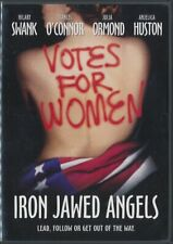 Iron Jawed Angels (DVD, 2004, HBO Films, Widescreen) Hilary Swank - RARE
