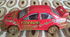 MITSUBISHI Evolution Fire Bird Turbo Engine Lancer Model Friction Toy Car 12.5cm