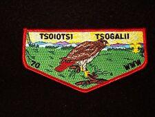 BOY SCOUT  OA 70  TSOIOTSI  TSOGALII  S1  FF  OLD NORTH STATE CNCL  NC