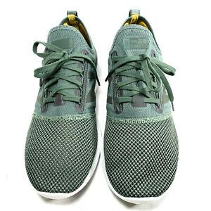 New Balance Mens Size US 8 EU 41.5  Performance Insert Shoe Green Response 2.0