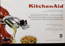 KitchenAid Spiralizer Peel Core Slice Attachment Stand Mixers Part/Accessory