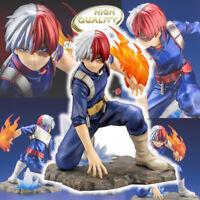 New KOTOBUKIYA My Hero Academia Artfx J Shoto Todoroki 1/8 Scale Figure USA ship