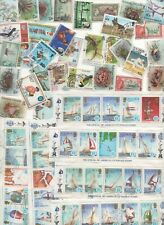 SOLOMONS ISLANDS : 62 USED STAMPS