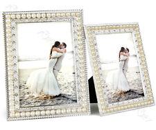 Neues AngebotBilderrahmen Foto Rahmen Photorahmen Galerie Antik Klassisch Pearl Modern