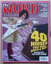 The WORD JUL 2011 DAVE DAVIES DEEP PURPLE RECORD COLLECTING DEBBIE HARRY DOORS