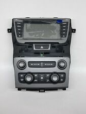 Holden Ve Commodore Series 2 SS SSV Sv6 Radio / CD Head Unit Fascia # 92268057