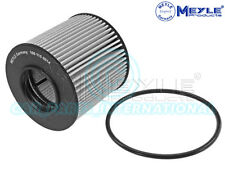 Meyle Oil Filter, Filter Insert with seal 100 115 0014