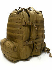 Bellum Designs Dual Assault Pack Coyote Brown Special Forces NSW Hiking Hunting