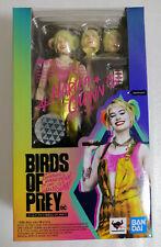 Tamashii Nations Bandai S.H.Figuarts Harley Quinn Birds of Prey - Brand New