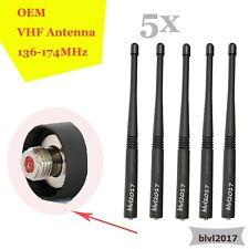 5* VHF 136-174MHz Antenna for Motorola MT1500 MT2000 MTS2000 Two Way Radio