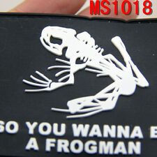 Special US Seals Skull Frog Patch Badge Magic Stick Skeleton Patches Hot Sale
