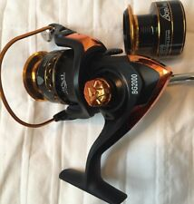 fishing reel, Bobing BG 2000 spincasting Premium Fishing Reel with spare spool