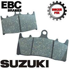 Suzuki Gsxr 1000 k7/k8 07-08 Ebc Trasera Freno De Disco Pad almohadillas fa419