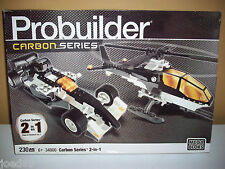 Probuilder carbon series 2 in 1 car and helicopter