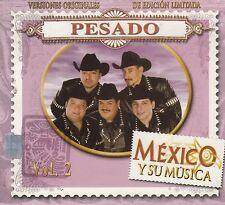 Pesado Mexico y su Musica 3CD New Nuevo sealed BOX SET