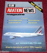 Aviation News 16.22 Vought Vindicator,RAF B-24,Air France A320,Luftwaffe,Merlin