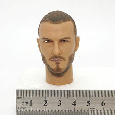 X52-01 1/6 HOT Male Football Star Head Sculpt Soccer TOYS