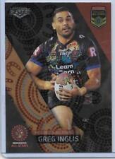 2017 NRL Elite All Stars Box Card (AS 2) Greg INGLIS Indigenous All Stars