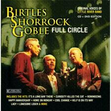 Birtles Shorrock Goble Full Circle CD & DVD All Regions NTSC NEW