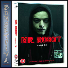 Mr. Robot Season 2 DVD 2017 R2