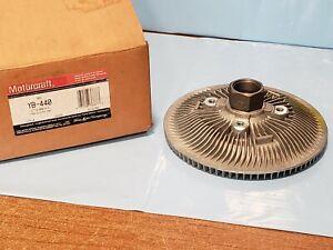 GENUINE MOTORCRAFT YB-440 Engine Cooling Fan Clutch  FORD E7TZ 8A616-H
