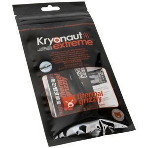 Thermal Grizzly Kryonaut Extreme Thermal Grease Paste - 2.0 Gram