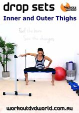Weights Exercise DVD - Barlates Body Blitz DROP SETS INNER AND OUTER THIGHS!