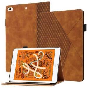 Folding Leather Smart Case Cover Card Slot For iPad 9.7 10.2 Pro Air 2 3 4 Mini