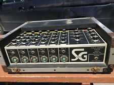 1970's CMI Electronics (Gibson) Public Addres SG System-812 6ch Guitar Amplifier