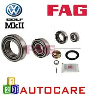 FAG Rear Wheel Bearing Kit For VW Golf MK2 (83-92)