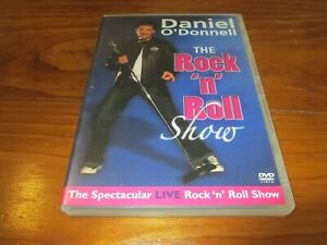 Daniel O'Donnell the Rock 'n' Roll Show  - DVD