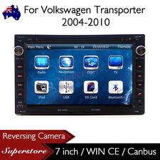 """7"""" Car CD DVD Player Nav GPS For Volkswagen Transporter 2004-2010"""