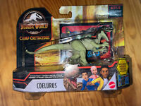 Jurassic World Attack Pack Coelurus Camp Cretaceous Gift Christmas Bday
