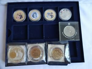 Westminster Queen Elizabeth II Diamond Jubilee Coin Collection & Other Coins
