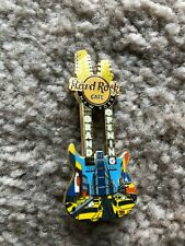 Hard Rock Cafe Pin New York 2005 Times Square Grand Opening Pin Free Shipping!