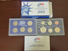 Estados Unidos-USA Official Proof Set 2005