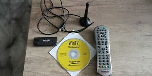 WinTV-HVR-900 - Hybrid TV Stick - Digital FreeView Television TV - Hauppauge .📺