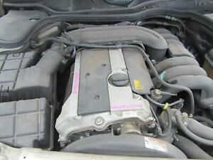 SSANGYONG CHAIRMAN ENGINE MOTOR 3.2, 162994, W100, 05/05-12/08 212733 Kms