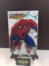 Amazing Spider Man #789 Lenticular Alex Ross Variant Nm Marvel Comic Legacy