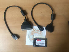 Adaptec 1460D SCSI Pcmcia + Cables 50 & 68 pins