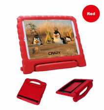 Red Silicone/Gel/Rubber Tablet eBook Cases, Covers & Keyboard Folios