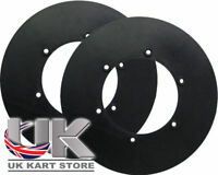 Senzo Plastic 219 Pitch Sprocket Protector Large (up to 87t) x 2 UK KART STORE